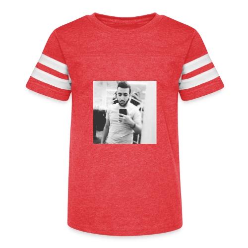 Ahmad Roza - Kid's Vintage Sport T-Shirt