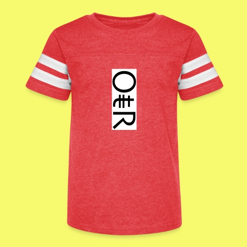 OntheReal kiddos - Kid's Vintage Sport T-Shirt