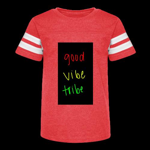 good vibe tribe - Kid's Vintage Sport T-Shirt