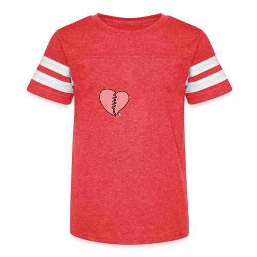 Heartbreak - Kid's Vintage Sport T-Shirt
