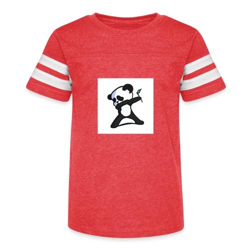 Panda DaB - Kid's Vintage Sport T-Shirt
