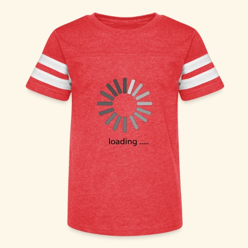 poster 1 loading - Kid's Vintage Sport T-Shirt