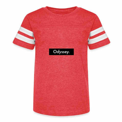 Odyssey life - Kid's Vintage Sport T-Shirt