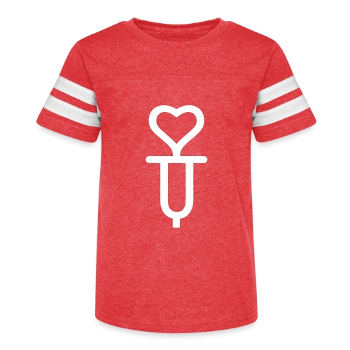 Addicted to love - Kid's Vintage Sport T-Shirt