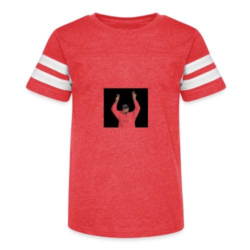yeezus - Kid's Vintage Sport T-Shirt