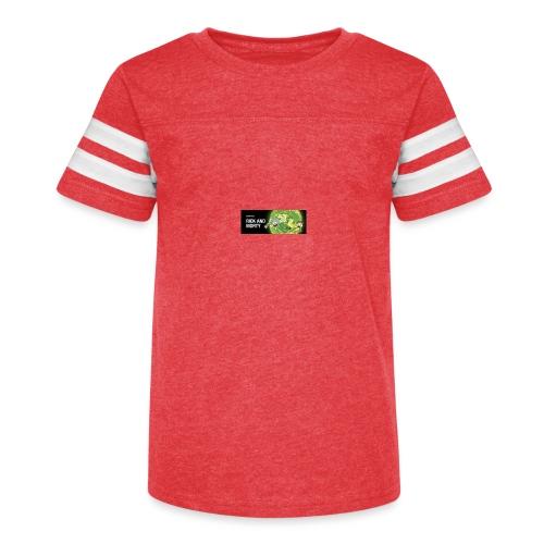 flippy - Kid's Vintage Sport T-Shirt