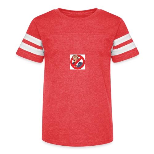 blog stop trump - Kid's Vintage Sport T-Shirt