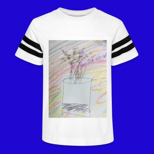 Lazy Artwork - Kid's Vintage Sport T-Shirt
