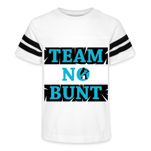 Team No Bunt - Kid's Vintage Sport T-Shirt