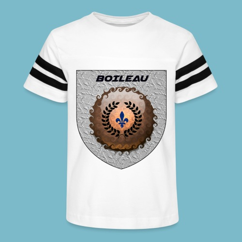 BOILEAU 1 - Kid's Vintage Sport T-Shirt