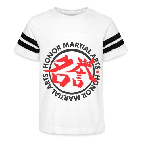 Honor Martial Arts - Kid's Vintage Sport T-Shirt