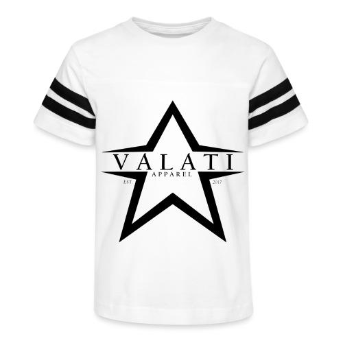 V-STAR Black - Kid's Vintage Sport T-Shirt
