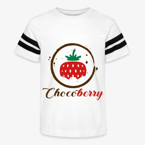 Chocoberry - Kid's Vintage Sport T-Shirt