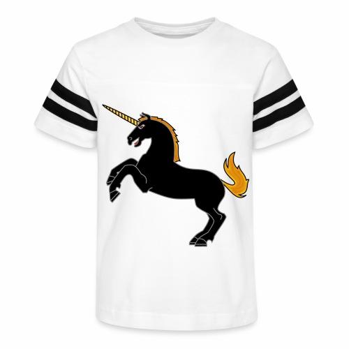 Unicorn - Kid's Vintage Sports T-Shirt