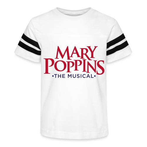 Mary Poppins - Kid's Vintage Sport T-Shirt