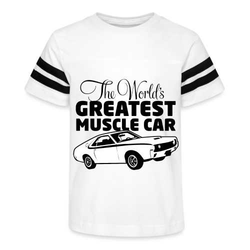 Greatest Muscle Car - Javelin - Kid's Vintage Sport T-Shirt