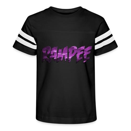 Purple Cloud Rampee - Kid's Vintage Sport T-Shirt