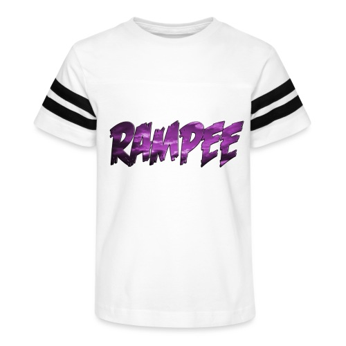 Purple Cloud Rampee - Kid's Vintage Sport T-Shirt