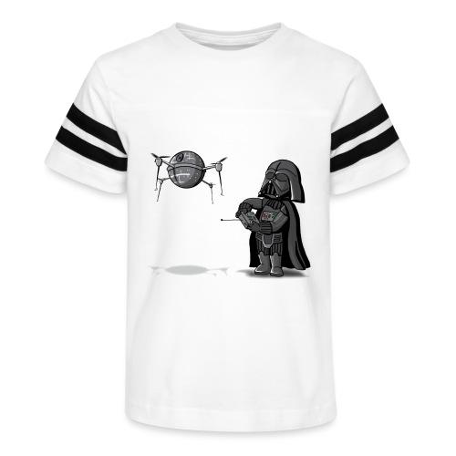 Drone Vader - Kid's Vintage Sport T-Shirt