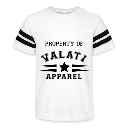 Property Of - Kid's Vintage Sport T-Shirt