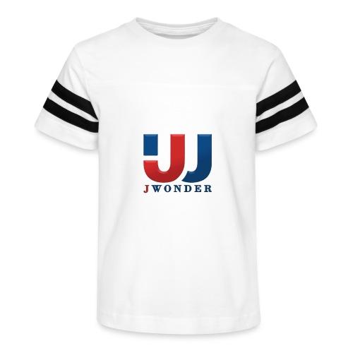 jwonder brand - Kid's Vintage Sport T-Shirt