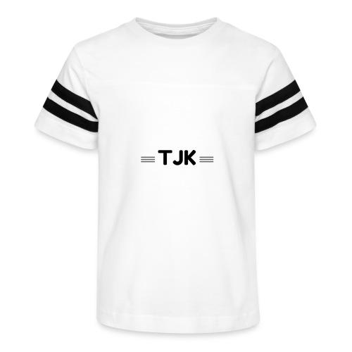 TJK 1 - Kid's Vintage Sport T-Shirt
