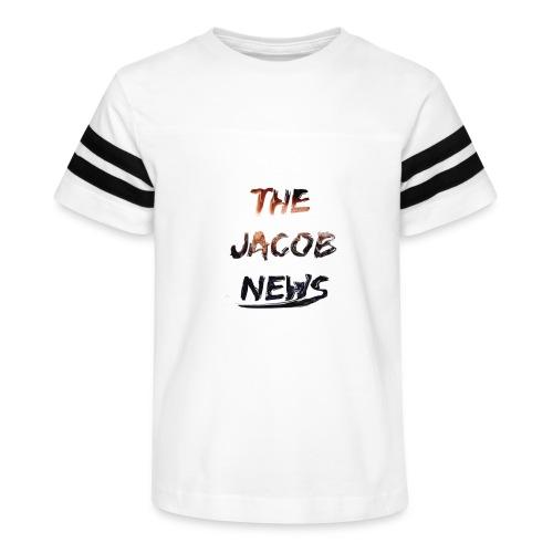jacob news - Kid's Vintage Sport T-Shirt