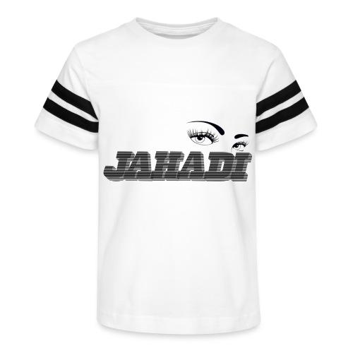 HadiLogo - Kid's Vintage Sport T-Shirt