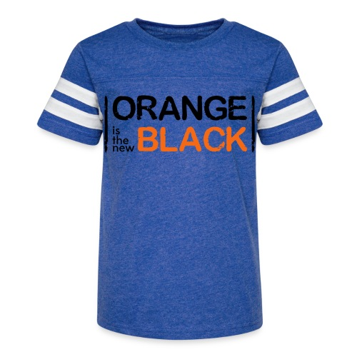 Free Piper, Orange is the New Black Women's - Kid's Vintage Sport T-Shirt