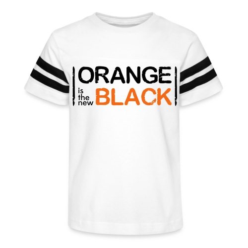 Free Piper, Orange is the New Black Women's - Kid's Vintage Sport T-Shirt