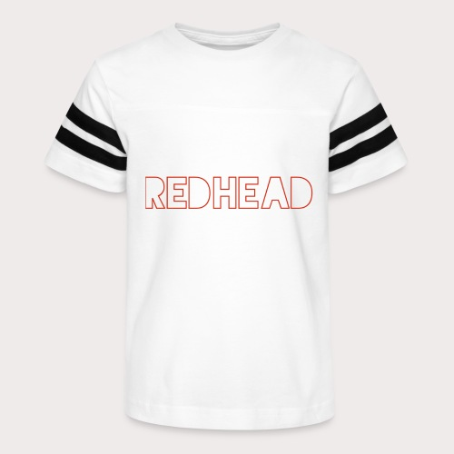 RH outline - Kid's Vintage Sport T-Shirt