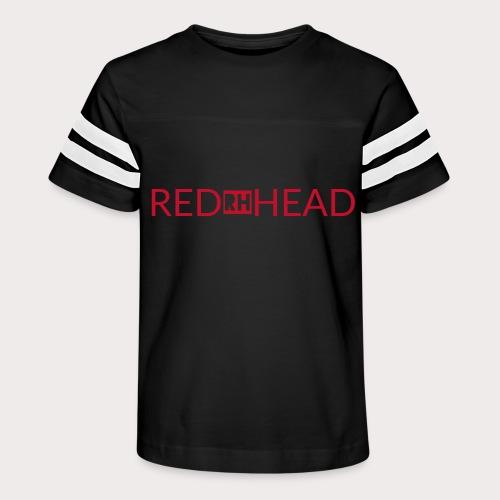 RD Red Head - Kid's Vintage Sport T-Shirt