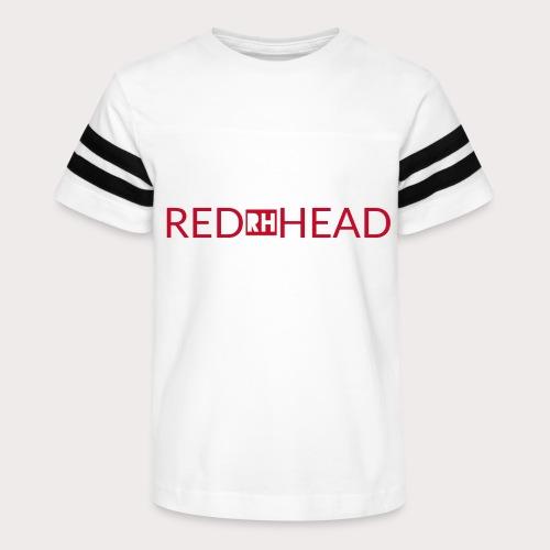 RD Red Head - Kid's Vintage Sport T-Shirt