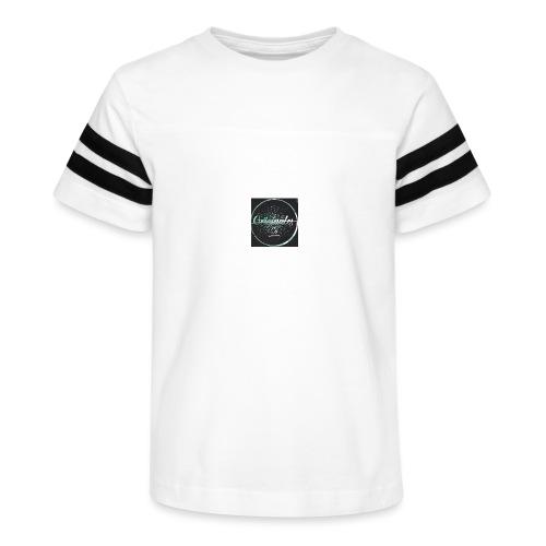 Originales Co. Blurred - Kid's Vintage Sport T-Shirt