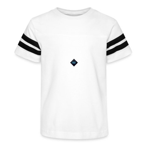 White_Sparclz Gaming CHANEL LOGO 22 - Kid's Vintage Sport T-Shirt