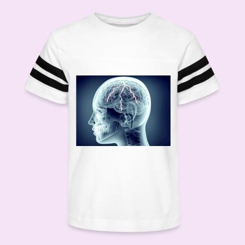 Recharge - Kid's Vintage Sport T-Shirt