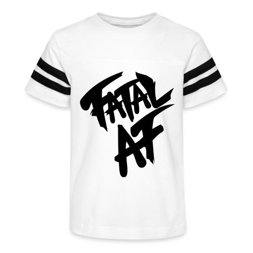 fatalaf - Kid's Vintage Sports T-Shirt