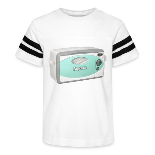 easy bake - Kid's Vintage Sport T-Shirt