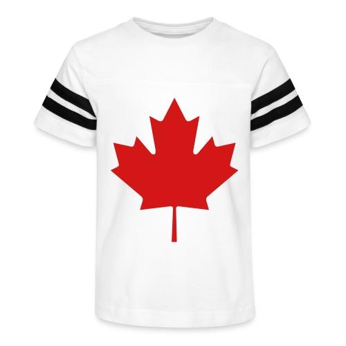 umar playz tee - Kid's Vintage Sport T-Shirt