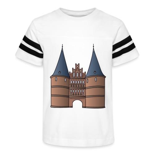Citygate, Holstentor Lübeck - Kid's Vintage Sport T-Shirt