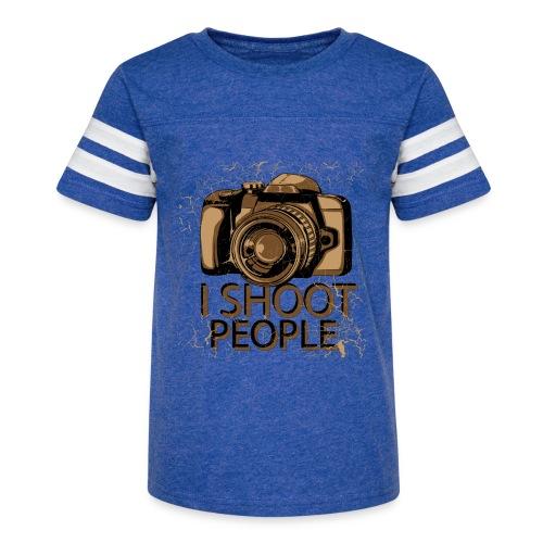 Photographer - Kid's Vintage Sport T-Shirt