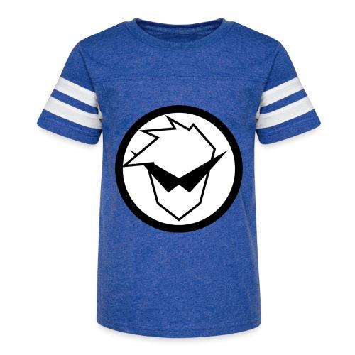 FaryazGaming Logo - Kid's Vintage Sports T-Shirt
