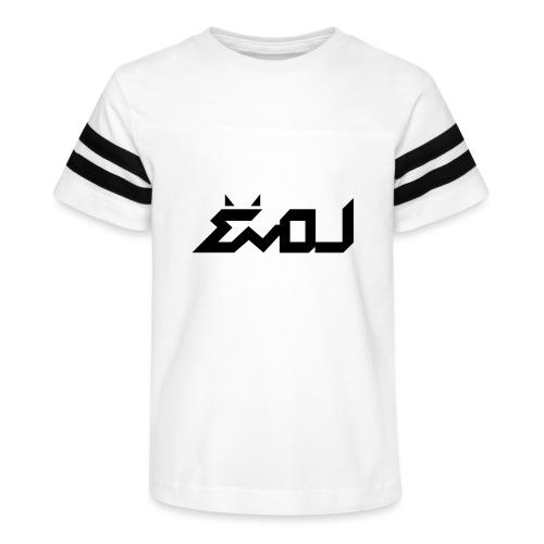 evol logo - Kid's Vintage Sport T-Shirt