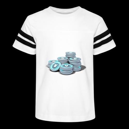 vbucks - Kid's Vintage Sport T-Shirt