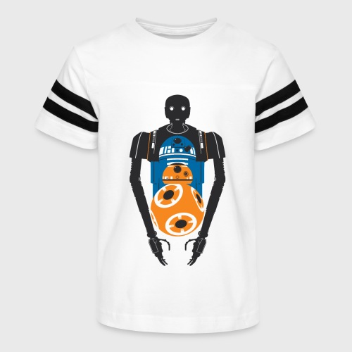 Star Wars Rogue One The Droids You're Looking For - Kid's Vintage Sport T-Shirt