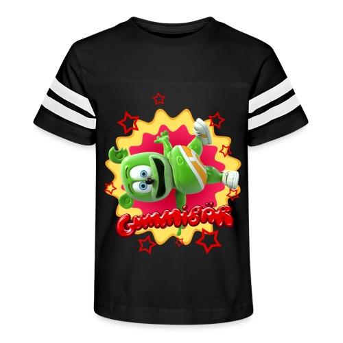Gummibär Starburst - Kid's Vintage Sport T-Shirt
