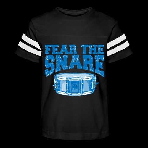 FEAR THE SNARE - Kid's Vintage Sport T-Shirt