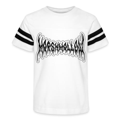 BRUTAL MARSHMALLOW - Kid's Vintage Sport T-Shirt