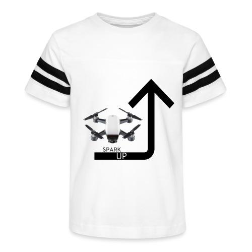 Spark Up - Kid's Vintage Sport T-Shirt