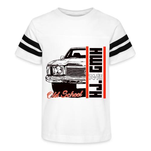 HJ 1/2 OLD - Kid's Vintage Sport T-Shirt